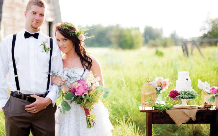 b43c60d1bb Milyen a vintage esküvő? | Hírek | infoRábaköz