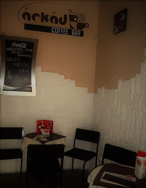 Árkád Coffee Bar