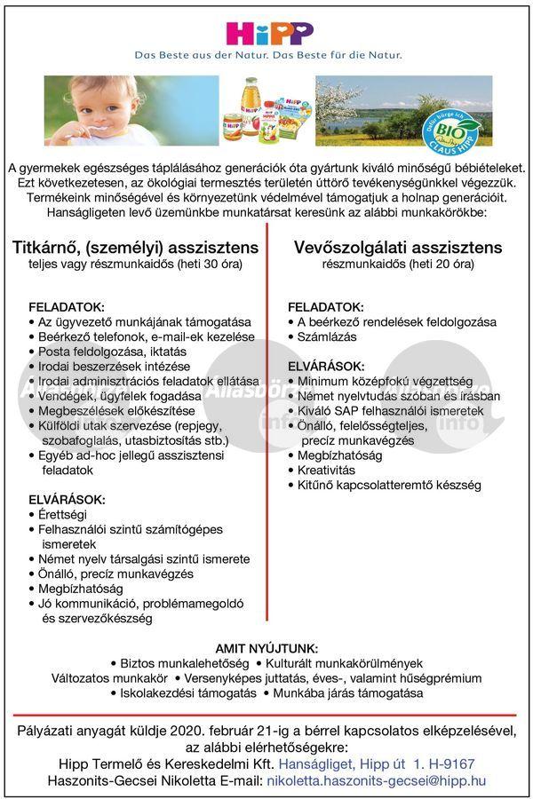 munka és kereskedelem megbeszélése)